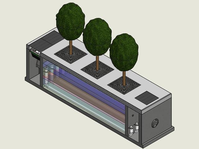 Ecosol Bio Filter