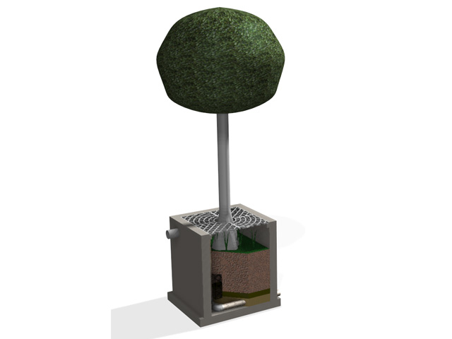 Ecosol Tree Pit - Urban Asset Solutions