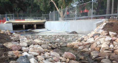 Floodvale Drain Case study